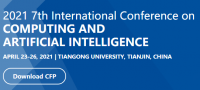 2021 7th International Conference on Computing and Artificial Intelligence (ICCAI 2021)
