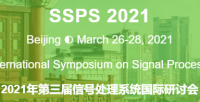 2021 3rd Symposium on Signal Processing Systems (SSPS 2021)