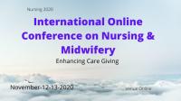 International Online Conference on Nursing & Midwifery