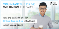 Discover a world of MBA opportunities online with Access MBA Hong Kong Edition