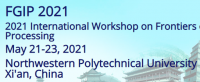 2021 International Workshop on Frontiers of Graphics and Image Processing (FGIP 2021)