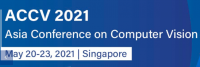 Asia Conference on Computer Vision (ACCV 2021)