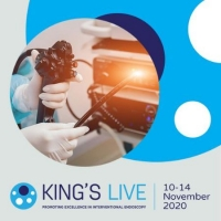 King's Live 2020 Virtual Lecture and Masterclass / Hands-On Courses | 10-14 November 2020