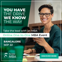 Discover a world of MBA opportunities online with Access MBA