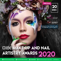 IBE Makeup & Nail Artistry Awards 国际美妆,美甲大赛 2020