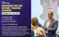 Biomagnetism Training Seminar USA Oct 7  to 11, 2020