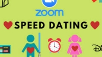 4 Bay Area Zoom Speed Dating Parties!