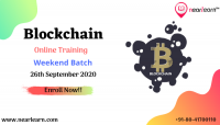 Online Blockchain Training 26th Sept