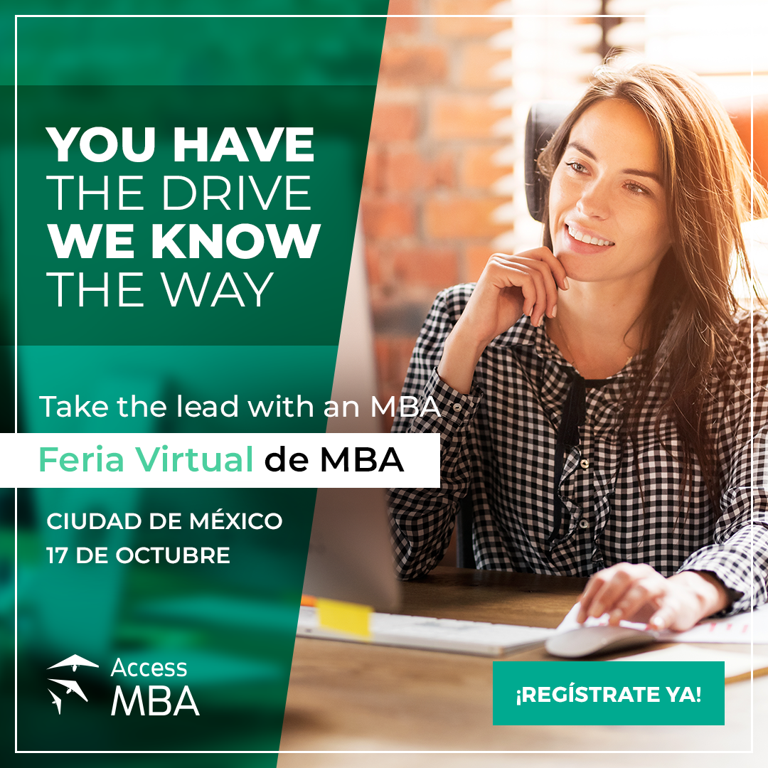 Go online and meet top MBA programs from around the world, Mexico city, Ciudad de Mexico, Mexico