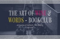 Words And Wine Bookclub