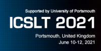 2021 7th International Conference on e-Society, e-Learning and e-Technologies (ICSLT 2021)