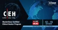 MasterClass Certified Ethical Hacker Program - 10/12/2020 – 10/15/2020