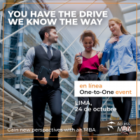 Access MBA in Lima!