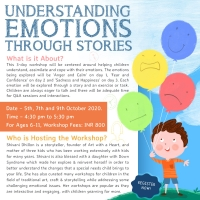 Understanding and navigating emotions through stories.