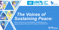 The Voices of Sustaining Peace: Innovating capacity building for peace in the face of COVID 19