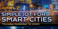 Simple IoT for Smart Cities