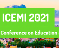 2021 10th International Conference on Education and Management Innovation (ICEMI 2021)