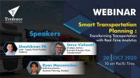 Smart Transportation Planning : Transforming Transportation with Real-Time Analytics