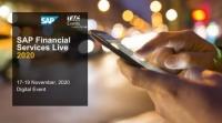 SAP Financial Services Live 2020