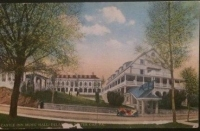 Guided Historic Tour of the Castle Inn Delaware Water Gap