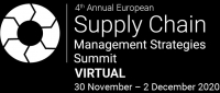 European Supply Chain Management Strategies Virtual Summit