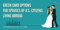 Green Card Options For Spouses of U.S. Citizens Living Abroad