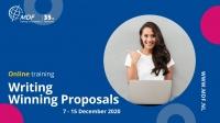 Online training course: WRITING WINNING PROPOSALS (7 - 15 December 2020)