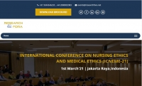 International Conference on Nursing Ethics and Medical Ethics