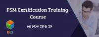 Professional Scrum Master (PSM) Certification Training Course in Benin, Nigeria