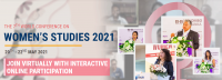 The 7th World Virtual Conference on Women's Studies (WCWS 2021)