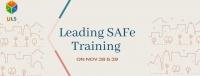 Leading SAFe 5 Certification Training   Scaled Agile Framework Training in Benin, Nigeria