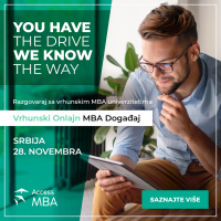 Strengthen your career with the most reputable business degree. Join the Access MBA Online event!