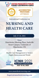 Nursing and Health Care International Conference 2021