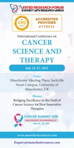 Cancer Science and Therapy International Conference 2021
