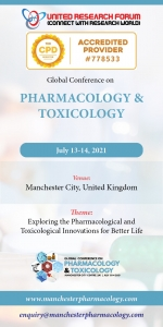Pharmacology and Toxicology International Conference 2021