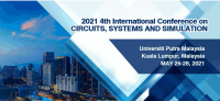 2021 4th International Conference on Circuits, Systems and Simulation (ICCSS 2021)
