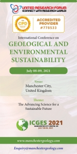 Geological and Environmental Sustainability International Conference