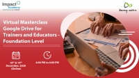 Google Drive for Trainers and Educators - Foundation Level