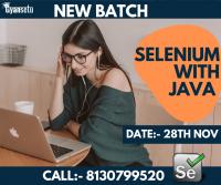 Manual, Selenium, Microservices Testing Course in Gurgaon