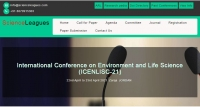 International Conference on Environment and Life Science