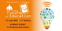 The Future of Education International Conference – Hybrid Edition