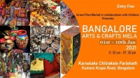 BANGALORE - ARTS AND CRAFTS MELA