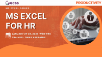 Ms Excel for HR