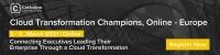 Cloud Transformation Champions, Online - EU