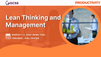 Lean Thinking and Management, March 1-2, 2021