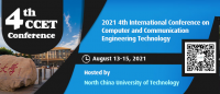 2021 4th International Conference on Computer and Communication Engineering Technology (CCET 2021)