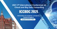 2021 5th International Conference on Cloud and Big Data Computing (ICCBDC 2021)