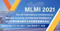 2021 The 4th International Conference on Machine Learning and Machine Intelligence (MLMI 2021)