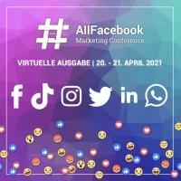 AllFacebook Marketing Conference Munich Virtual 2021