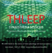 THLEEP - Therapizing for sleep (sessions of synaesthesia)